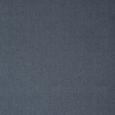 Dark blue cotton fabric with a stain resistant finish, suitable for curtains and upholstery Linwood Fabrics, Air Force Blue, Fabric Wallpaper, Dark Blue, Ss, Cotton Fabric, Upholstery, Collections, Curtains