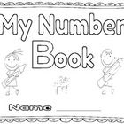 This cute little book provides students with the opportunity to paint or color each number 1-20 and draw objects to match the number. This book cou...