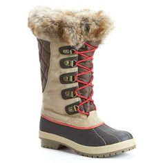totes boots for women | Totes Gail Duck Winter Boots - Women
