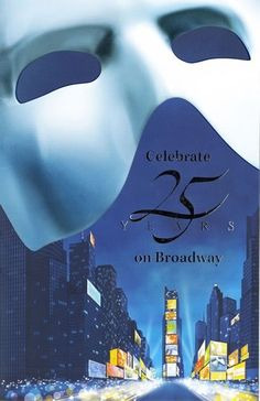 I want to see a play in broadway...more specifically, The Phantom of the Opera.