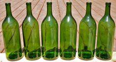 bottiglie vino vuote | Large Magnum 1.5L Empty Glass Wine Bottles Color of by…