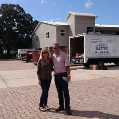 #tbt Completing renovations and getting ready to move into our current home away from home. #DutchCrafters #AmishFurniture #Sarasota