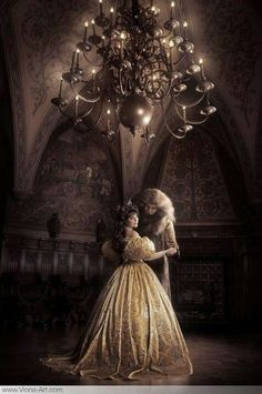 Only in Fairy Tales do Beauty give herself to the Beast. In reality she runs away...