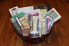Nikki's Nook will be giving away a Beauty Basket worth $41.00 plus a gift certificate to Rent The Runway for $50.00!