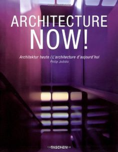 Architecture Now (Taschen) Interactive Architecture, Book Collection, Writing, Books, Interior Design, Screwed Up, Architecture Today, Dime Bags, Livros