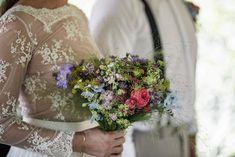 Veronika a Petr / svatební kytice