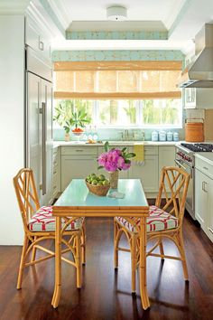 Decorating Resolutions: No. 3 Swap Dated and Dingy for Classic and Clean