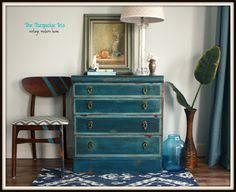 The Turquoise Iris ~ Vintage Modern Home: PORTFOLIO