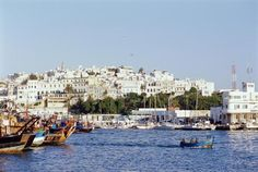 Convenient Ways You Can Travel Between Spain and Morocco: Tangiers from the harbor, Morocco - Getting To Morocco