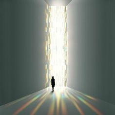 Pocket : Rainbow Church by Tokujin Yoshioka