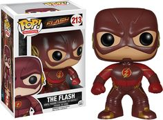 The Flash: The Flash TV Series - The Flash Funko Pop! Vinyl Figure | Popcultcha