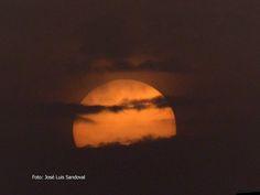 La calima, aunque muy molesta, dejó un amanecer este 26 de diciembre para recordar      Lo nocivo ...