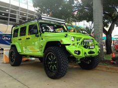Green mean machine