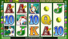 Centre Court Slot Machine, Casinò online Voglia di Vincere #Slot, #Slotmachine, #Vogliadivincere, #Casino #online Slot Machine, Free, Arcade Machine