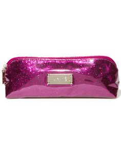 Jane Marvel Glitter Cosmetic Bag