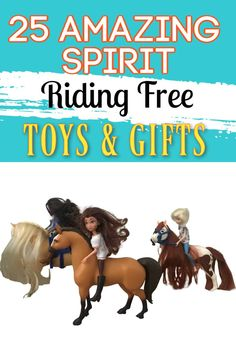 These are the best Spirit Riding Free toys and gift ideas! If your child loves watching Lucky Mom Advice, Parenting Advice, Kids And Parenting, Cool Gifts For Kids, Fun Gifts, Rainy Day Activities, Craft Activities For Kids, Good Spirits, Child Love
