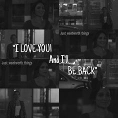 @just_wentworth_things Fridget   Franky Doyle