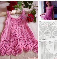 New Crochet Shrug Girls Baby Ideas Crochet Baby Dress Pattern, Crochet Jumper, Baby Dress Patterns, Crochet Baby Clothes, Crochet Diagram, Crochet Blouse, Crochet Lace, Crochet Patterns, Crochet Girls