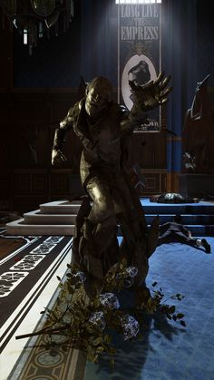 Screenarchery blog: Dishonored 2