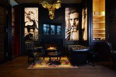 Marcel Wanders richt Kameha Grand Zürich in - Roomed Luxury Interior, Home Interior Design, Cigar Lounge Decor, Cigar Lounge Man Cave, Design Hotel, House Design, Design Design, Design Trends, Zigarren Lounges