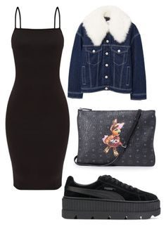 """i don't need a curfew anymore"" by lullolo on Polyvore featuring MANGO, Puma and MCM"