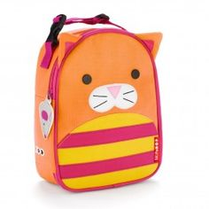 Skip Hop Zoo Lunchies Insulated Lunch Bags Cat $15.99