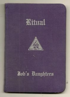 1955 Ritual Jobs Daughters, Super Secret, Masons, Teenage Years, Fraternity, Washington State, The Magicians, Roots, Michigan