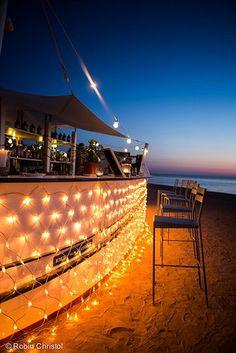 Experimental es el nombre de este #beachclub en Ibiza #beachclub #experimental