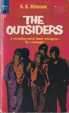 The Outsiders by S.E. Hinton. Loved it.
