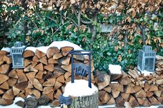 Firewood, Texture, Crafts, Surface Finish, Crafting, Diy Crafts, Craft, Arts And Crafts, Wood Fuel