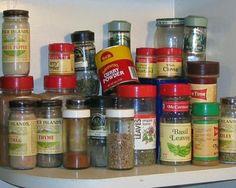 Spice-shelf