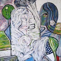 "Tomasz Kuran, ""Dyskusja"", 2012"