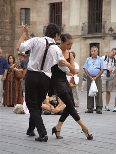 According to experts, salsa dancing can burn up as many as 10 calories per minute. Shall We Dance, Lets Dance, Tango Dance, Ballet Dance, Dance Like No One Is Watching, Argentine Tango, Salsa Dancing, Learn To Dance, Ballroom Dancing