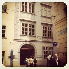 Mozart travelled a lot! Mozarthouse, located in the city center of Vienna it's one of the few locations where Mozart lived that still exists.