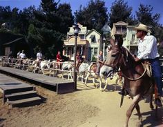 Today in Disney History: Pack Mules Through Nature's Wonderland Opens at Disneyland Park
