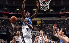 NBA: Grizzlies vs. Thunder Game Preview and Live Stream