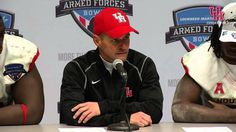 2015 Armed Forces Bowl: Post game Press Conference