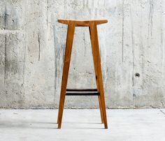 Grable high stool-QoWood