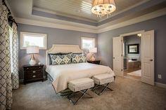 Bedroom   Calhoun Designer Model at Somerdale   by Edward Andrews Homes