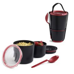 Lunch Pot Black now featured on Fab.