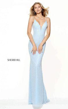 Sherri Hill Gowns at Ashley Rene's Sherri Hill 50860 Ashley Rene's Prom and Pageant Sherri Hill Prom Dresses, Grad Dresses, Ball Dresses, Homecoming Dresses, Wedding Dresses, Disney Dresses, Dress Outfits, Elegant Dresses, Cute Dresses