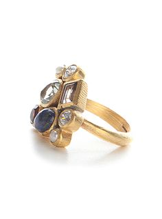 Johnny Was: Multi Stone Ring