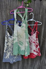 DIY Bathing Suit Covers for the kids