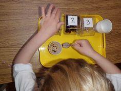 Montessori Design: food prep