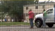 <p>A new video has surfaced in the Ferguson shooting, supporting witness accounts that Michael Brown had his hands up when shot.</p>