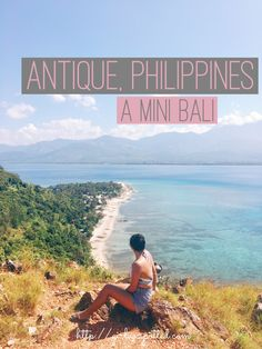 Though it's slowly gaining its recognition, Antique still is the epitome of a hidden gem. An offbeat path. A province that I don't even want people to know about but at the same it&#821…