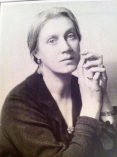 Vanessa Bell photographed by Lettice Ramsey ~ Julian's girlfriend