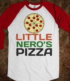 Supermarket: LITTLE NERO'S HOME ALONE CHRISTMAS SHIRT from Glamfoxx Shirts