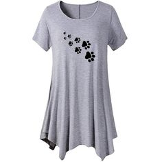 Dog Paws, Dog Design, I Love Dogs, Dog Lovers, T Shirts For Women, Free Shipping, Facebook, Womens Fashion, Tops