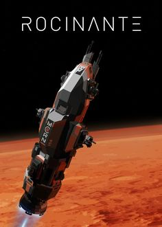 The Expanse Science Fiction TV Series and the exploration of Space Colonialism, War, and Social Injustice in a future Space Society Spaceship Art, Spaceship Design, Spaceship Concept, Concept Ships, Concept Art, The Expanse Ships, The Expanse Tv, Expanse Tv Series, Jupiter 2